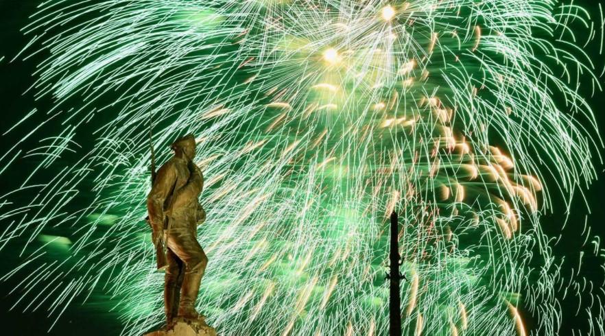 Петр Толстой о том, почему День Победы – главный праздник России